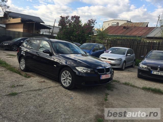 Vand & Schimb BMW 320 D,inmatriculat 28.10.2010, Piele, Dublu Climaronic, etc