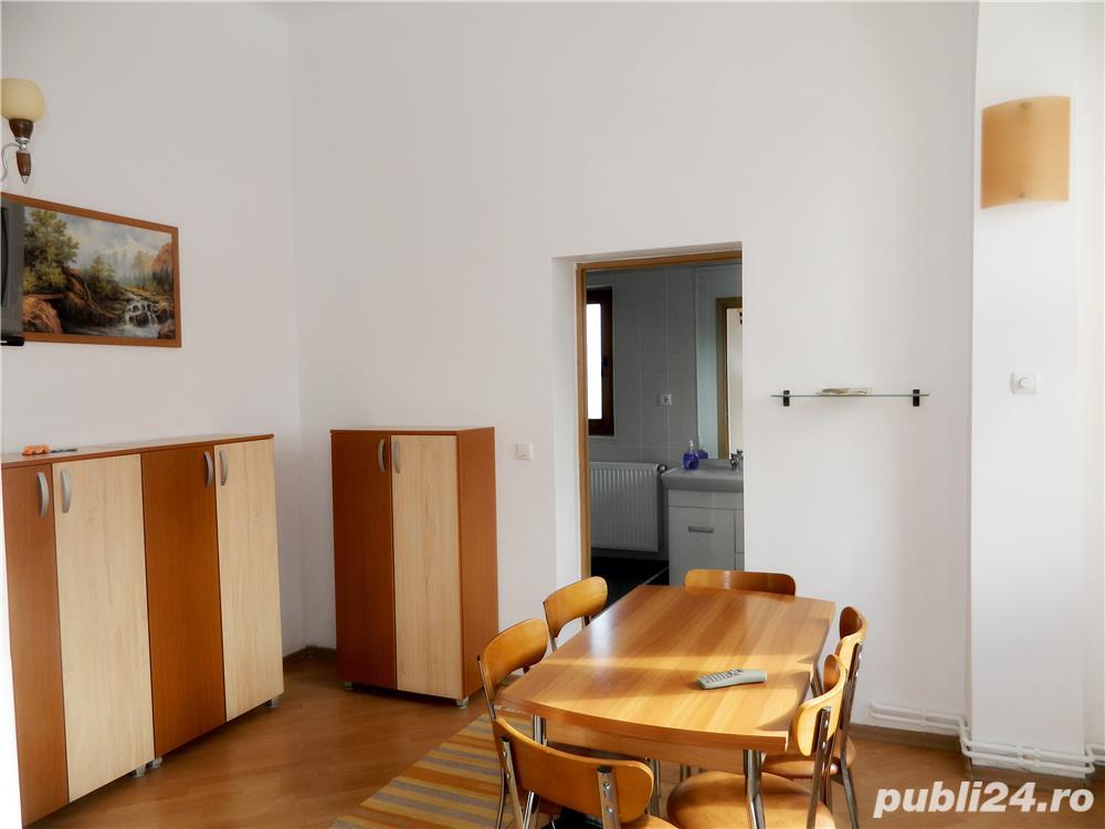 Predeal , apartament 3 camere de vanzare, 2 bai,2 bucatarii,2 verande, 81.65 mp