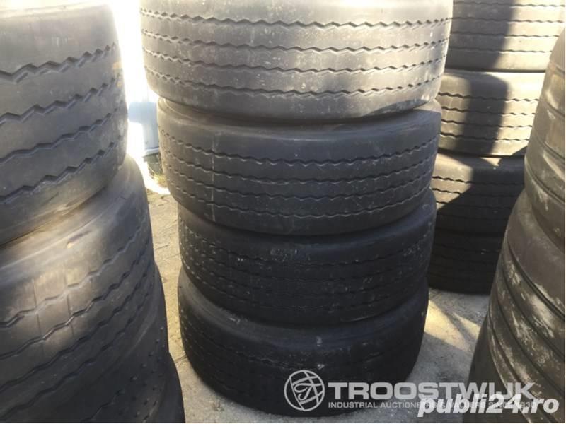 Goodyear 4 buc Radial GTL 8 buc 385 65 R22.5