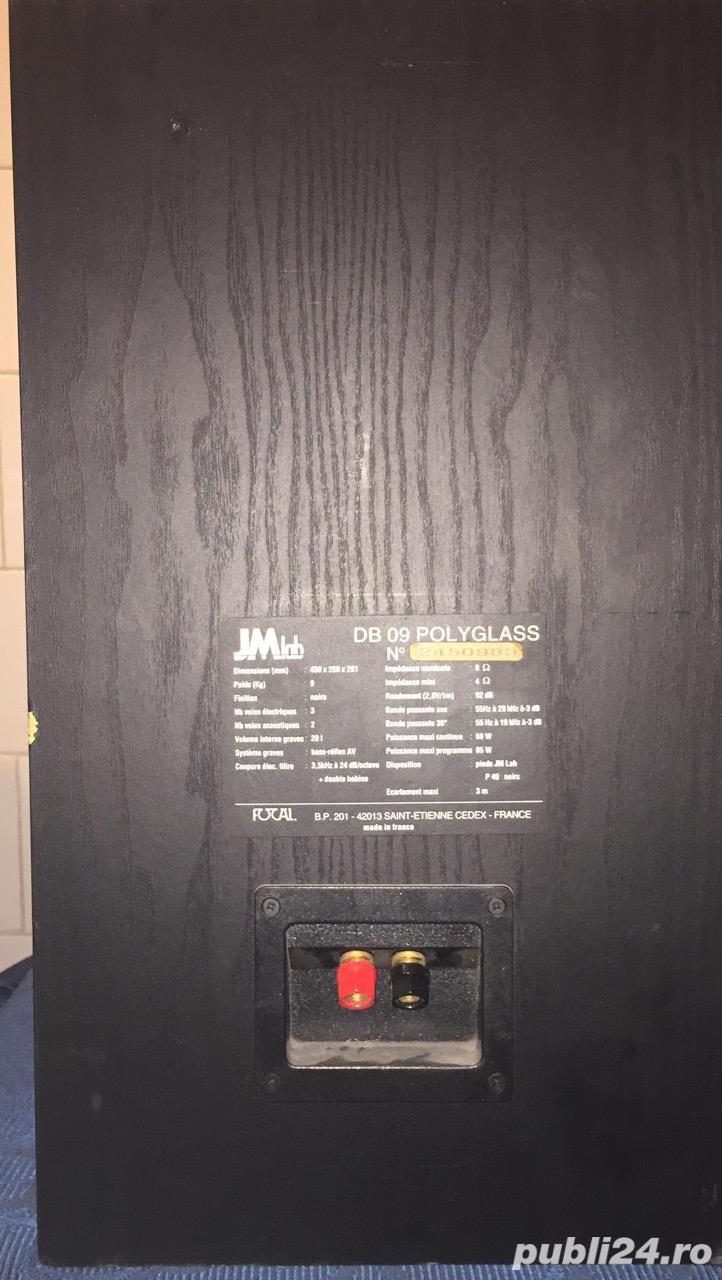 Boxe FOCAL JMlab DB 09