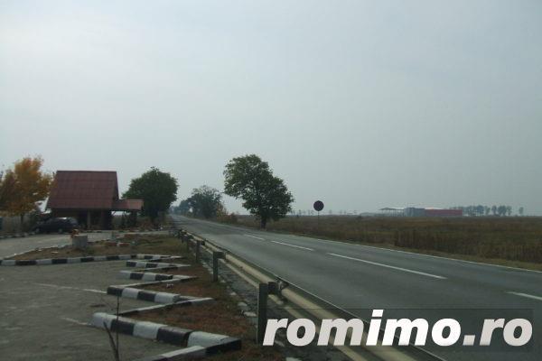 Teren comercial, 9333mp, E671, Arad km 9