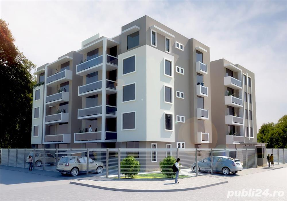 Teren cu proiect si Autorizatie de constructie pentru 20 de apartamente