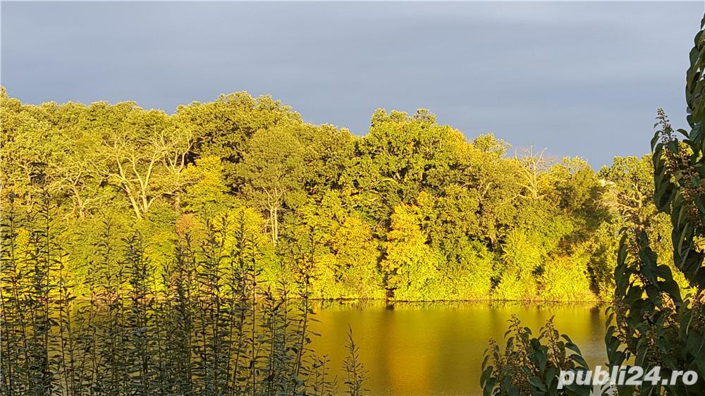 Vanzare vila pe malul lacului Pasare 3, Branesti , jud. Ilfov