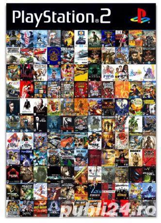 Jocuri PS2 / Playstation 2 PAL la plic