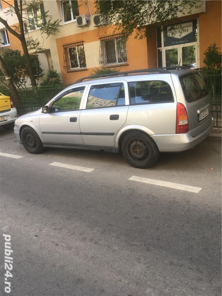 Opel Astra G caravan 2001