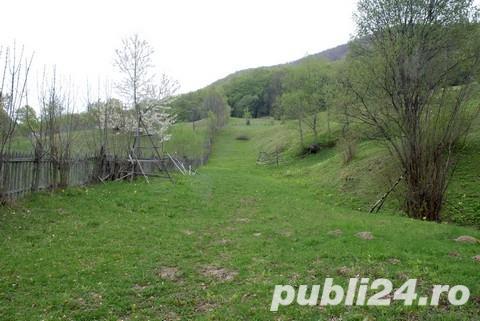 Terenuri de vanzare la Valea Doftanei