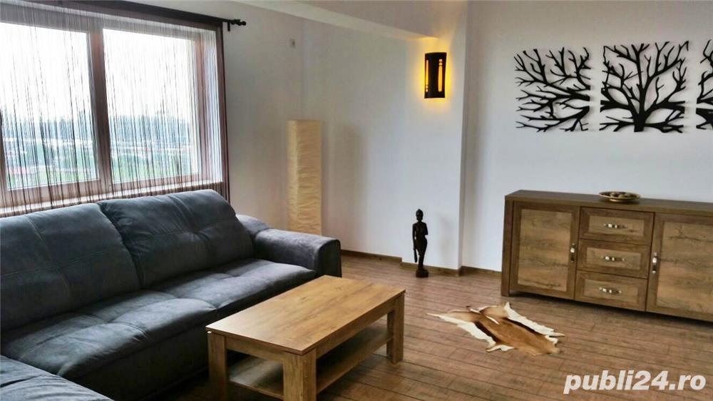 Apartament nou, complet utilat si mobilat lux