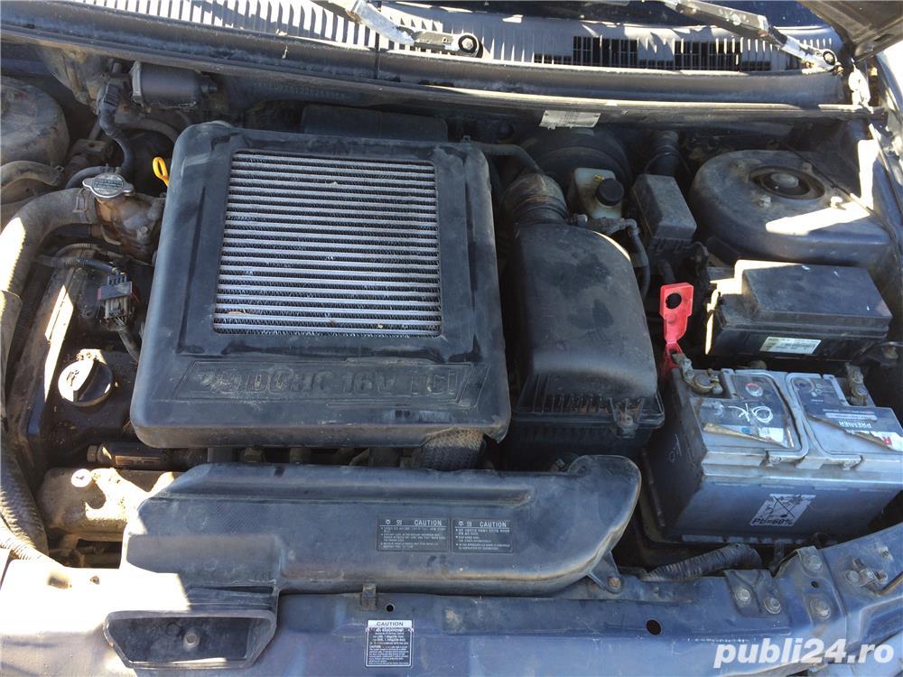 motor hyundai terracan 2.9 crdi