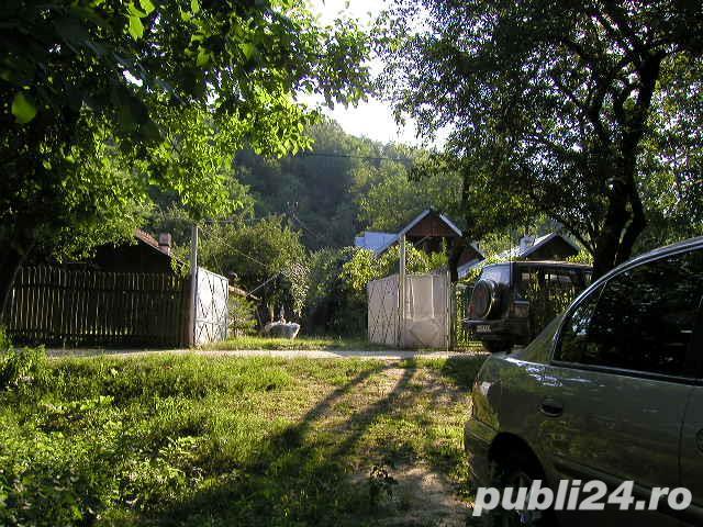 Vand sau schimb casa vacanta in Varbilau Ph.