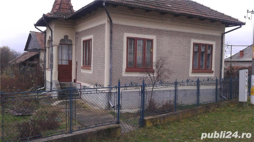 (110) Casa langa Manastirea Aninoasa, Arges