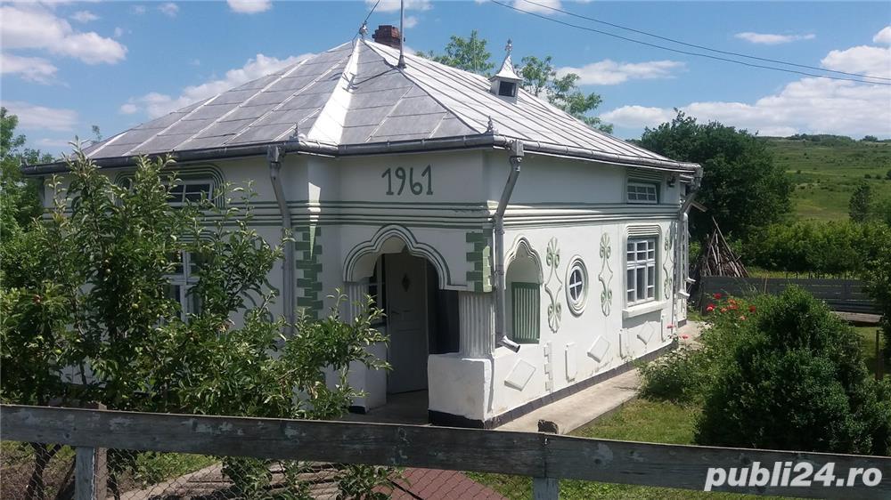 Casa de vanzare Vlasinesti jud. Botosani