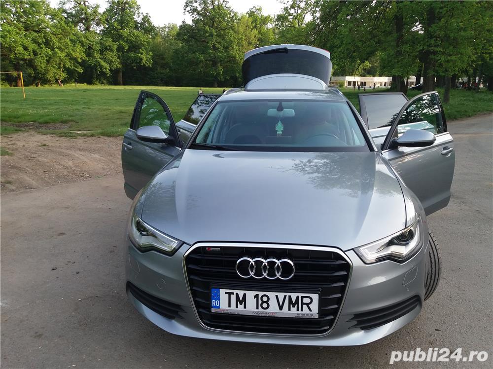 Audi a6 4g c7 ACCEPT VARIANTE