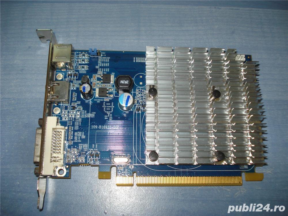 Placa video Ati radeon HD 2400 PRO PCI-E DVI HDMI 256MB DDR2
