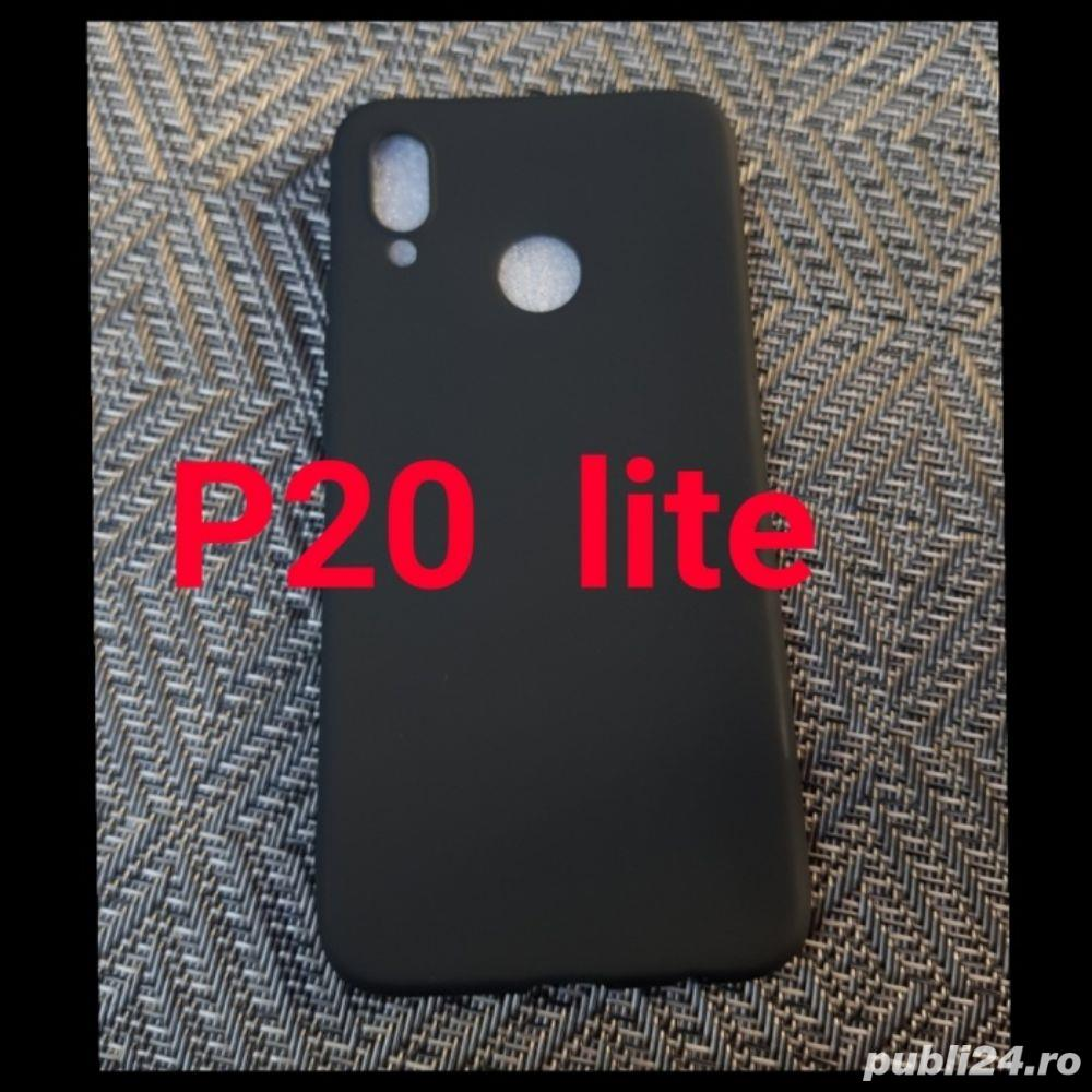 Huawei P20 -huse si folii - huse 360 grade bonus folie de sticla