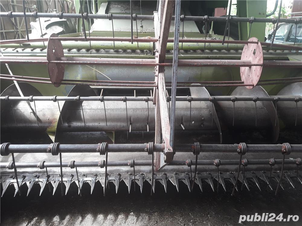 combina agricola CLAAS 3m stare de functionare si piese motor