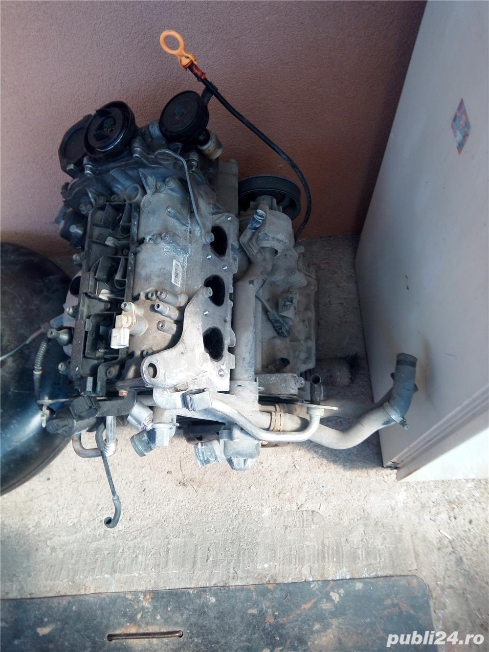 Motor Seat Ibitza IV 2004