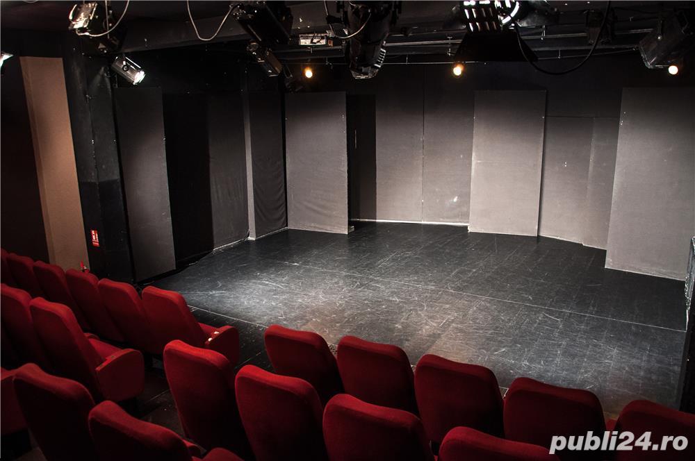 Inchiriez sala de spectacole in zona Universitate, 120m2