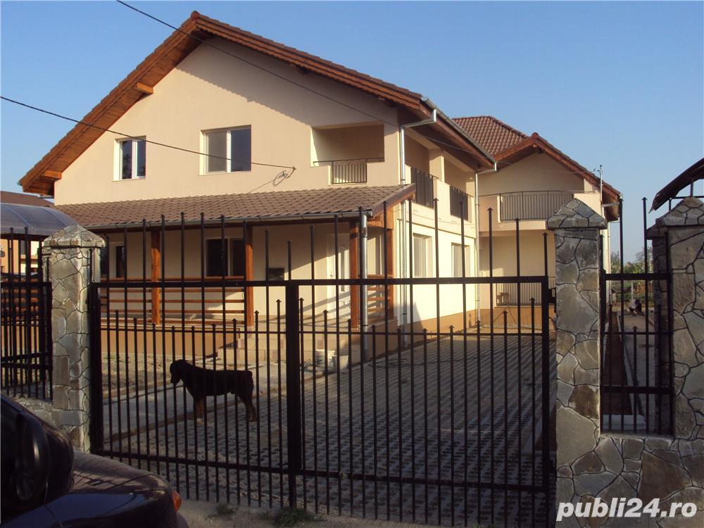Direct de la proprietar, casa P+M, Mosnita Veche, 158 mp utili.