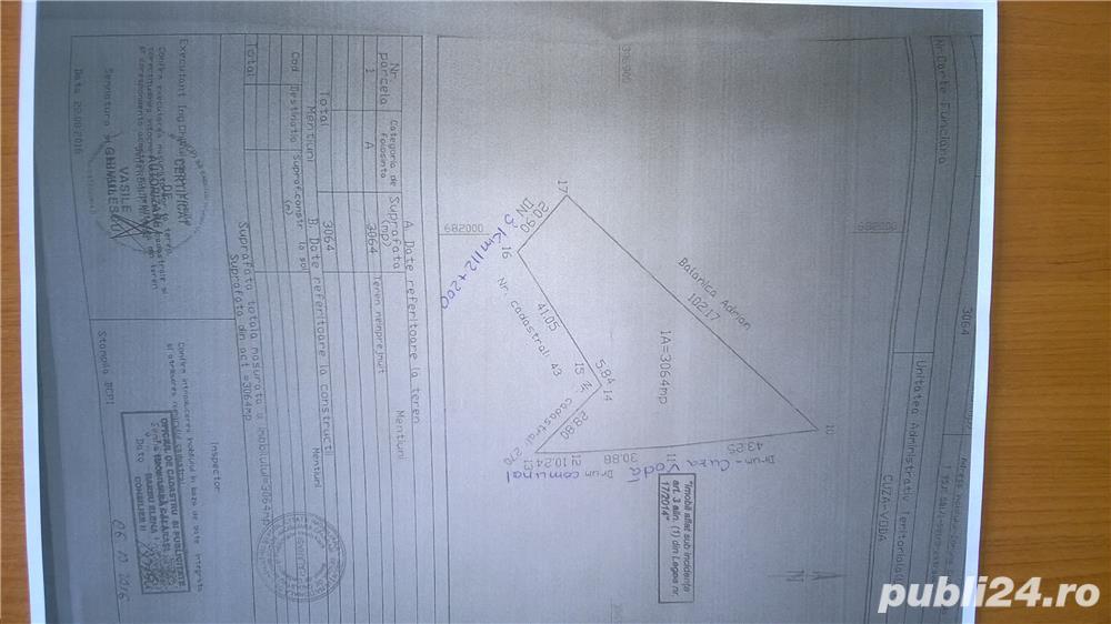 Teren DN3. zona Piscicola
