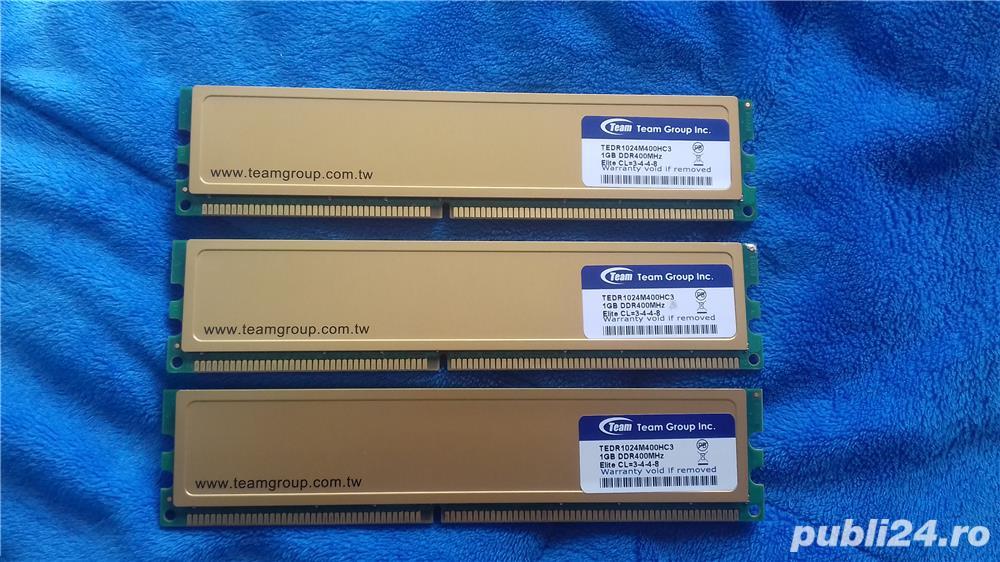 Vand memorie Team Elite DDR1 3GB