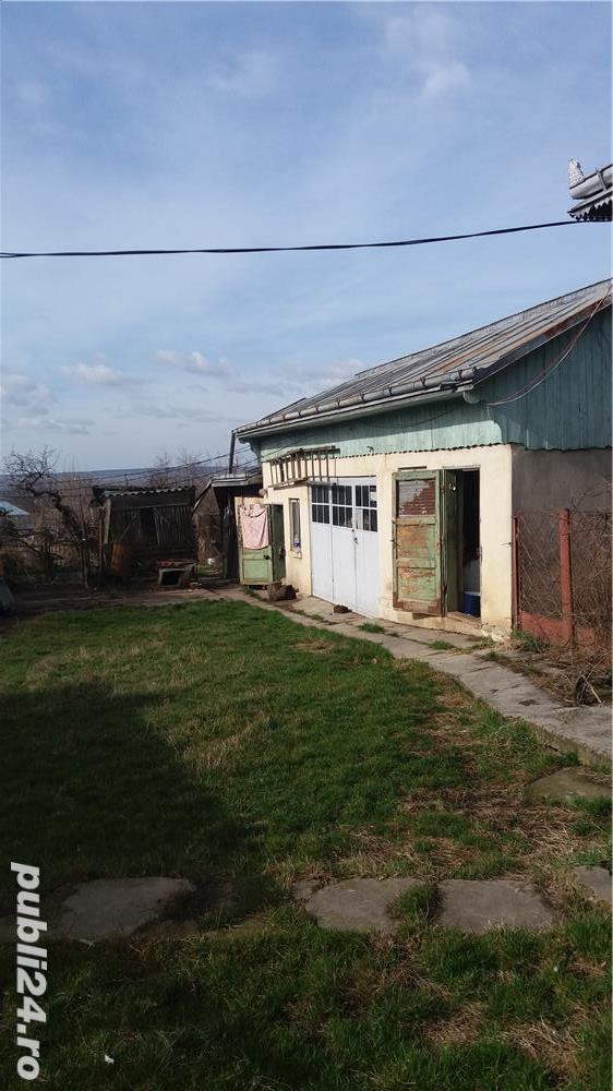 Casa batraneasca in sat Leorda