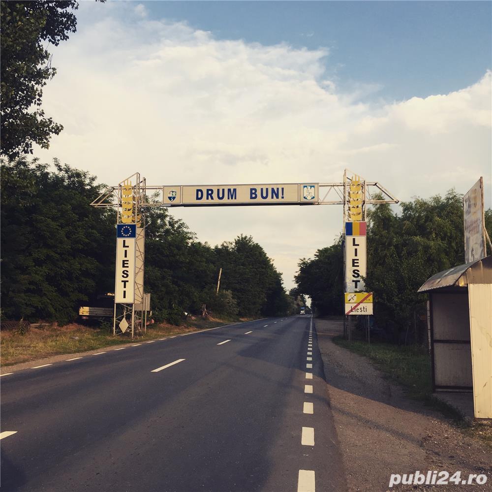 Vanzare  terenuri constructii  1150 mp Galati, Liesti  - 14950 EURO