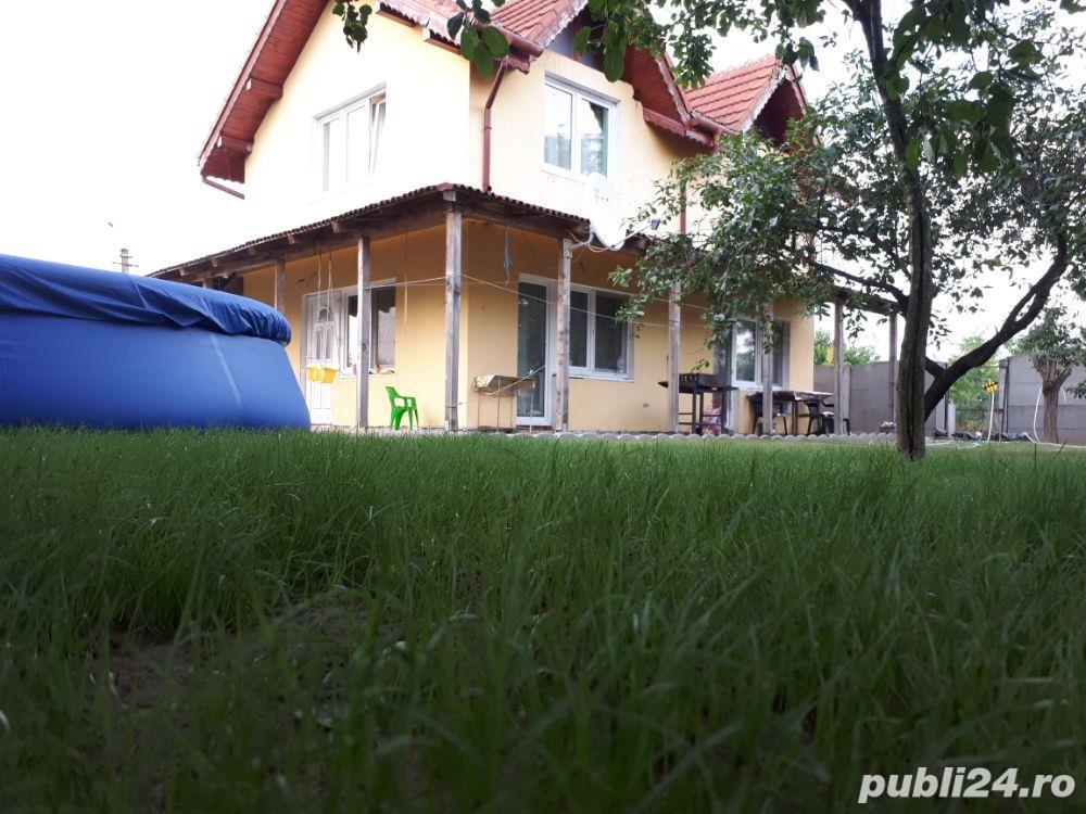 Vanzare  casa  3 camere Timis, Obad  - 66 EURO