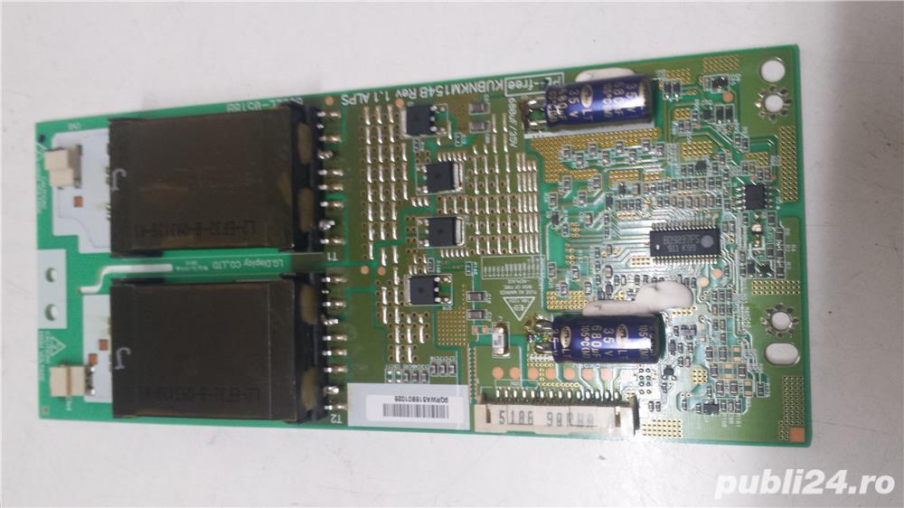 Invertor 6632L-0518B , KUBNKM154B Testat