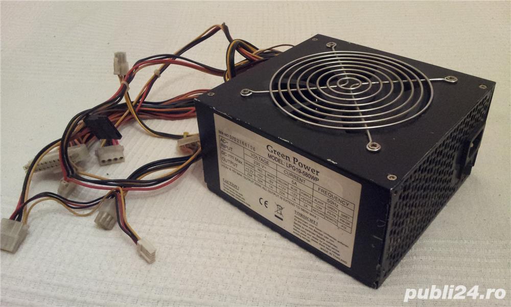 Sursa ATX Green Power LPG19-580WP 580W