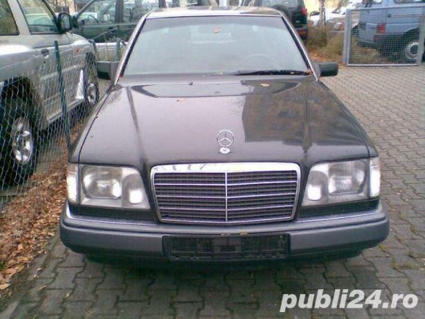 Dezmembrez Mercedes W124