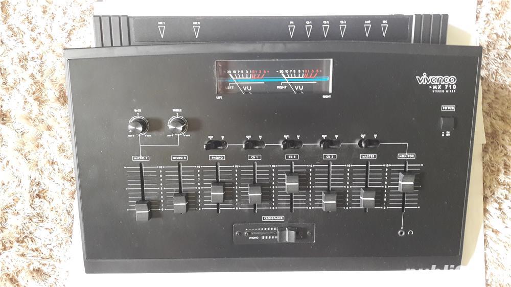 mixer audio vivanco mx 710