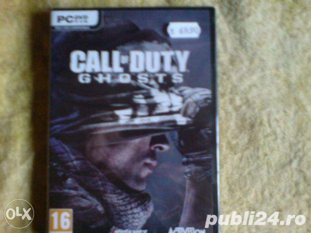 Call of Duty Ghosts pentru PC (sigilat)