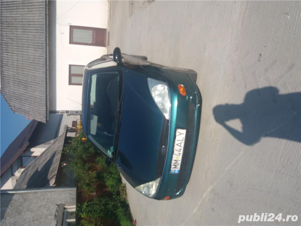 Ford Focus vand