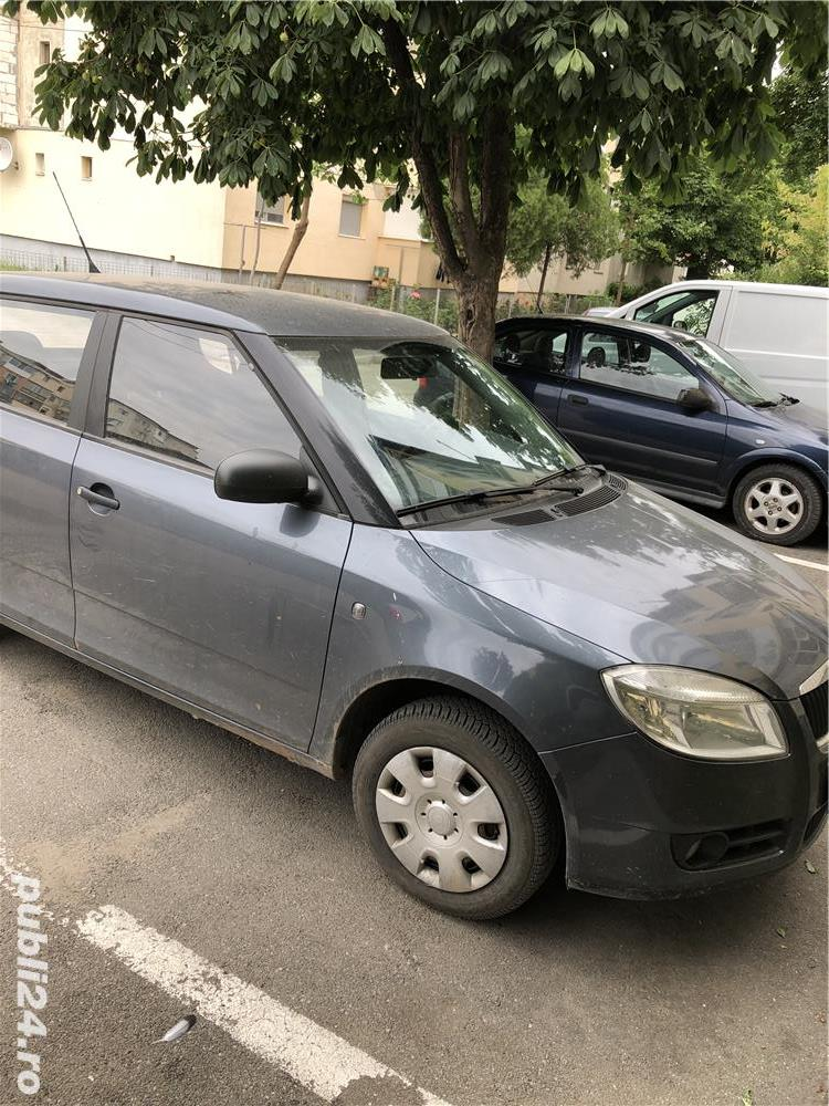 Skoda fabia 2009,diesel 1.4