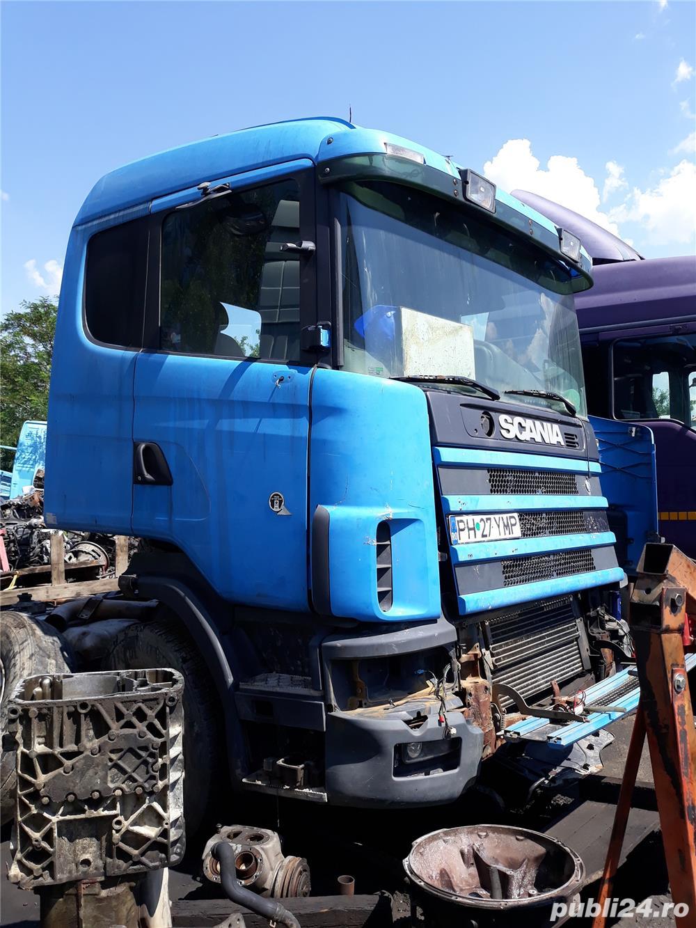 Dezmembrez Scania 144L 460