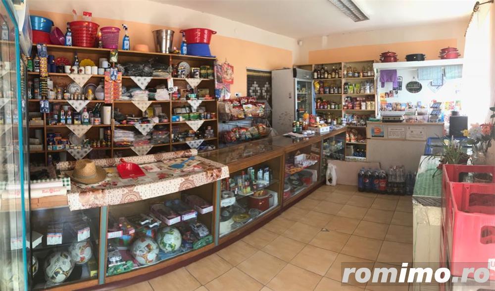 Foeni -Afaceri Multiple + Locuinta - 1000 euro