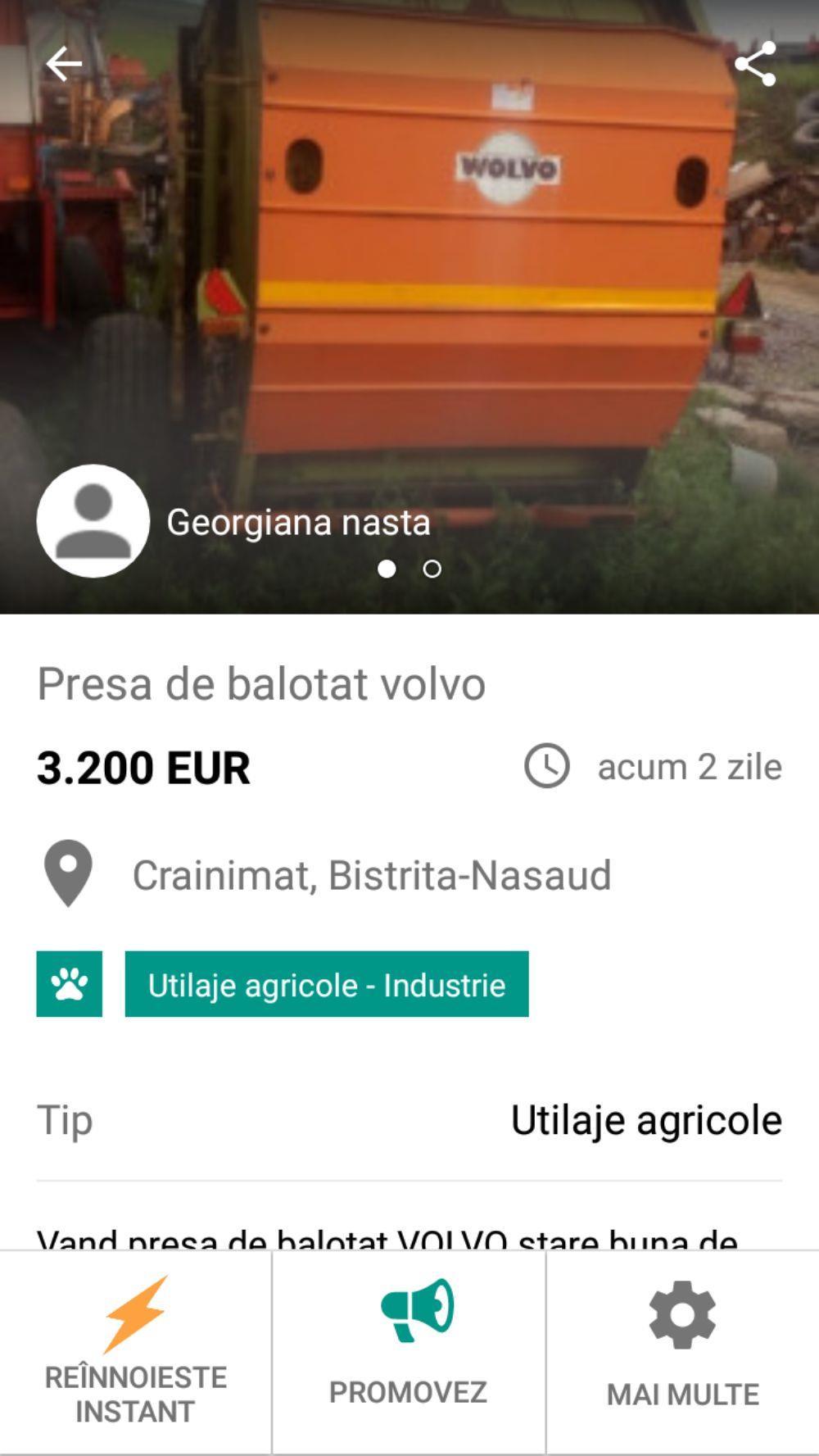 Volvo Presa