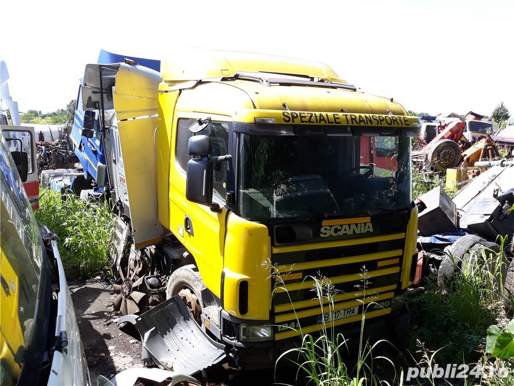 Dezmembrez Scania 124L 420