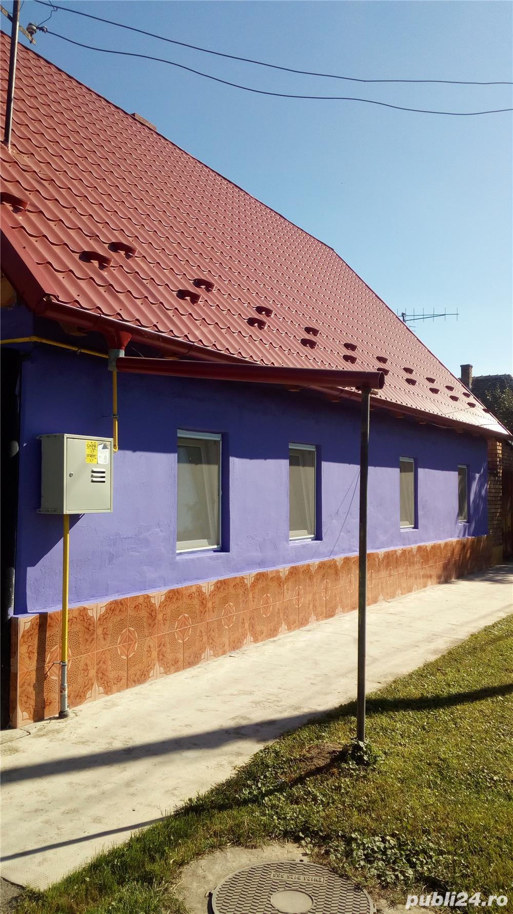 Casa de vanzare Pecica cu TOATE UTILITATILE INCLUSE