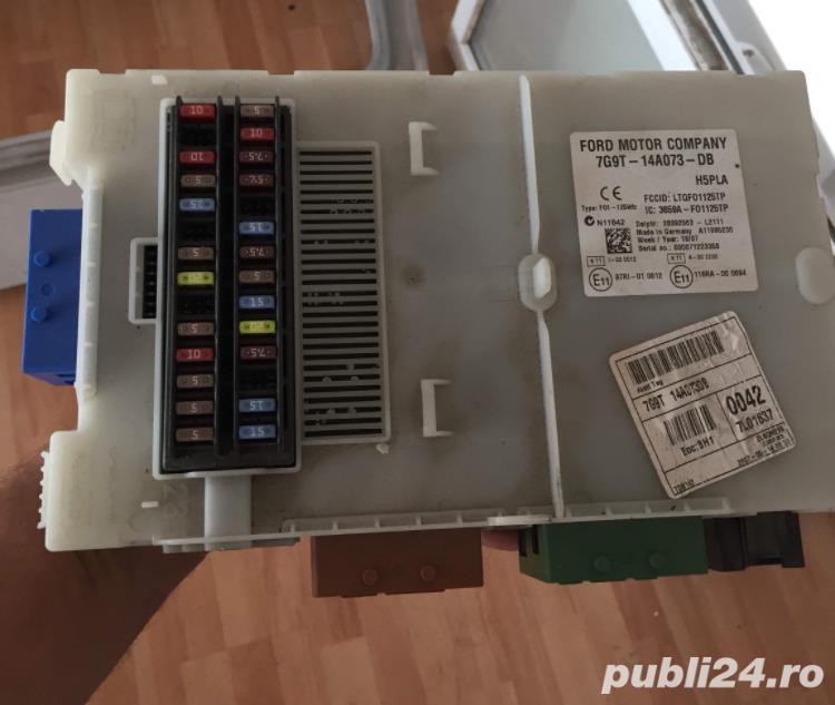 BCM -Body Control Module / Cutie de sigurante Ford Mondeo