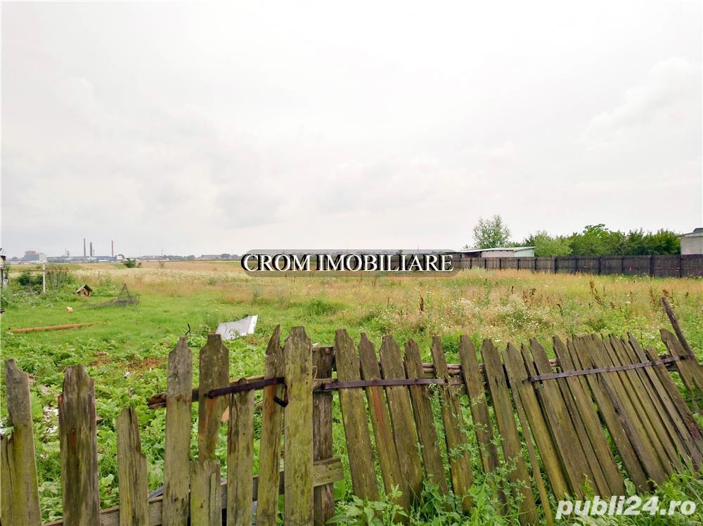 Teren intravilan, zona Slatina - cartier Satul Nou - 1560 mp