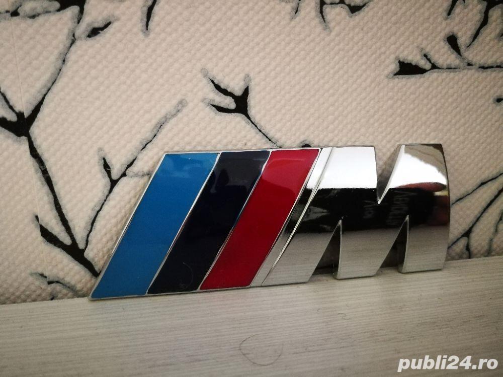 Emblema /logo/sigla ///m power bmw