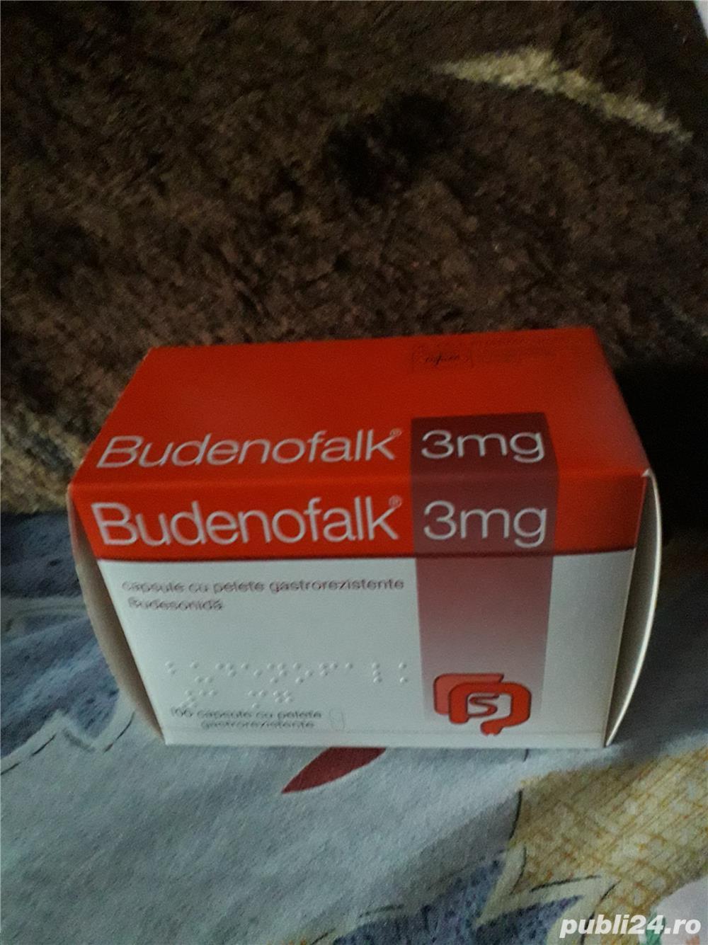 Vand o cutie de  Budenofalk 3mg