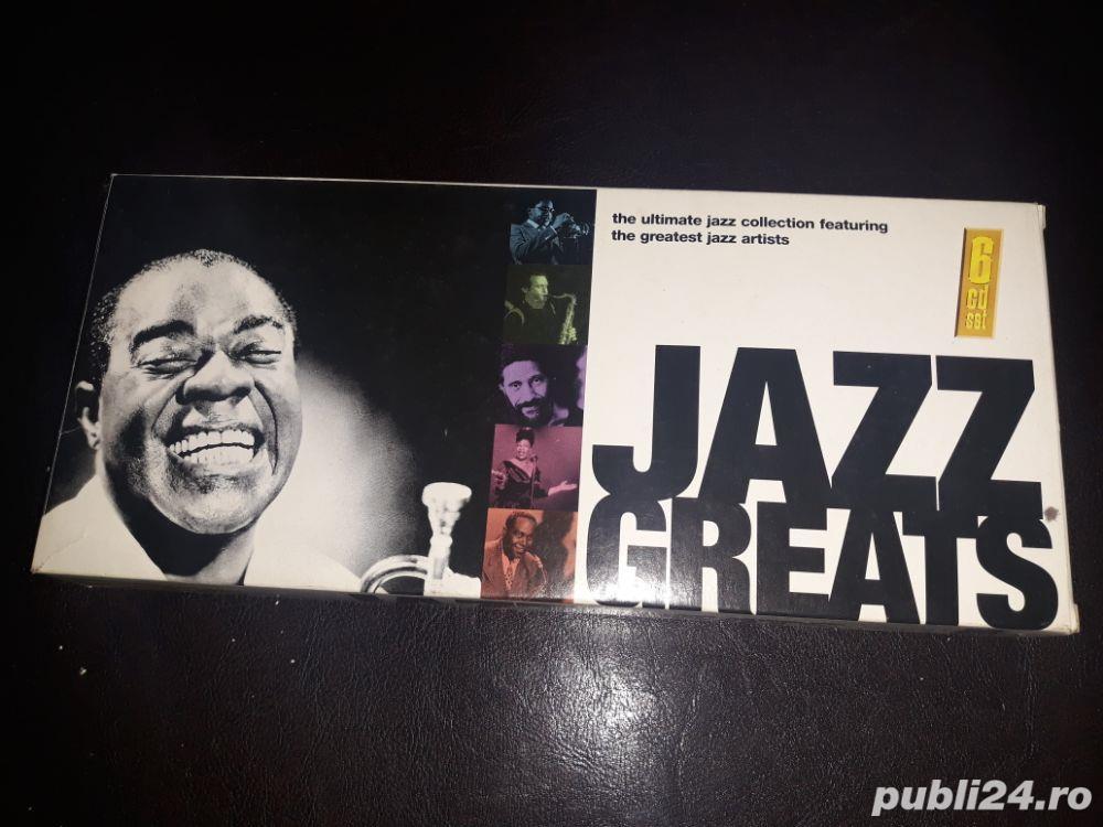 Jazz Greats 6 CD