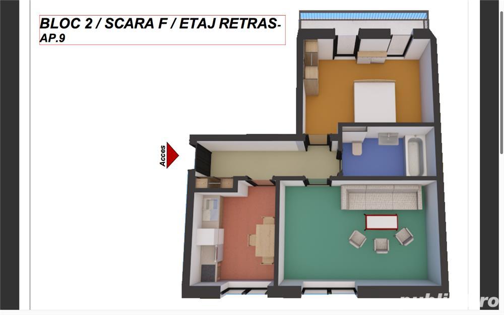 Dezvoltator, 2 camere confort 1, decomandat, etaj 2. Comision 0!