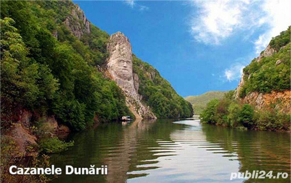 Vand Pensiune Clisura Dunarii