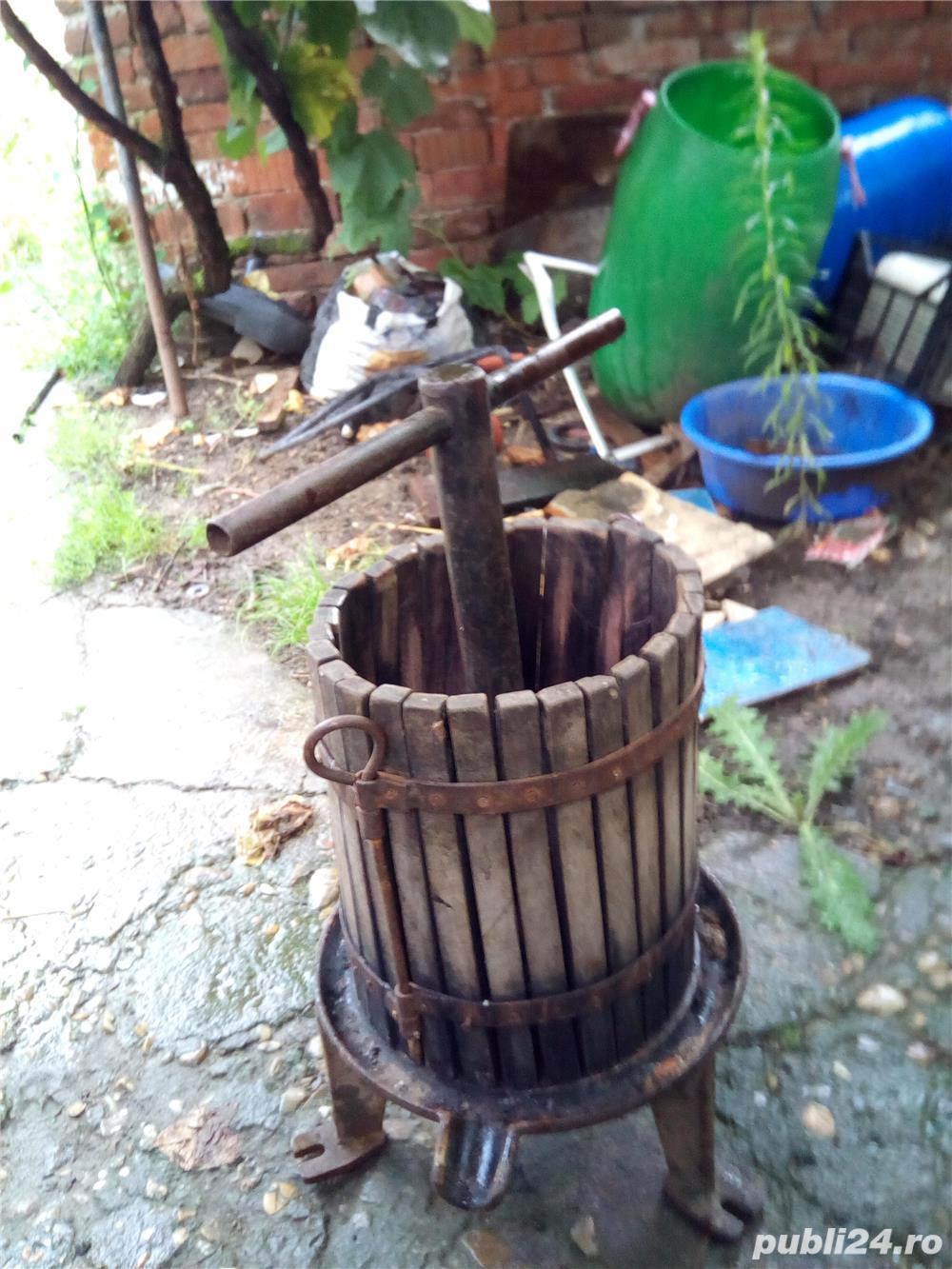 Vand press+:storcator la 500 ron