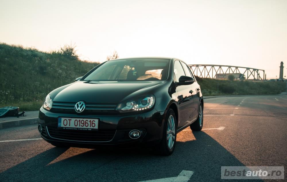 Volkswagen Golf 6 2.0 TDI 140 CP