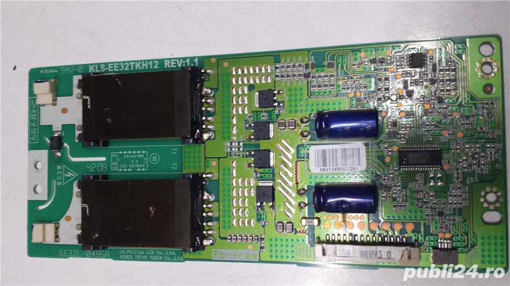 Inverter KLS-EE32TKH12  6632l-0495a lg philips
