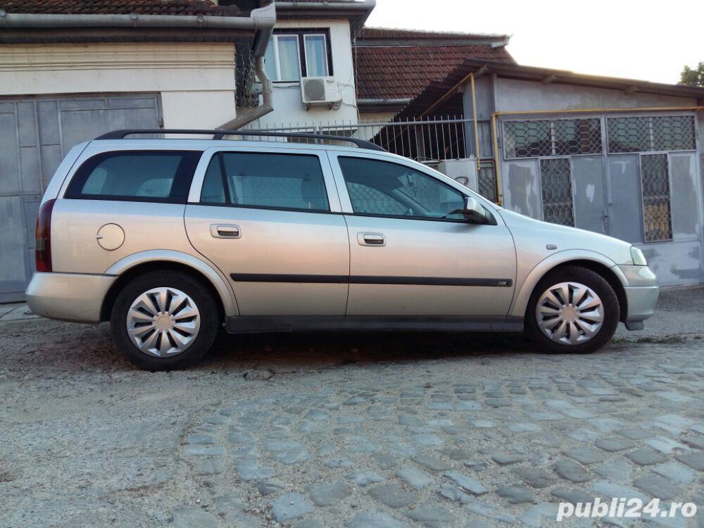 Opel Astra 1.7 DTi 2004